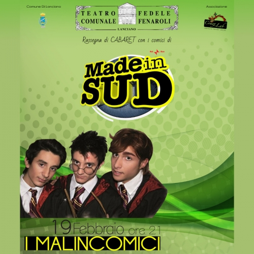 Cabaret - Made in Sud - I malincomici