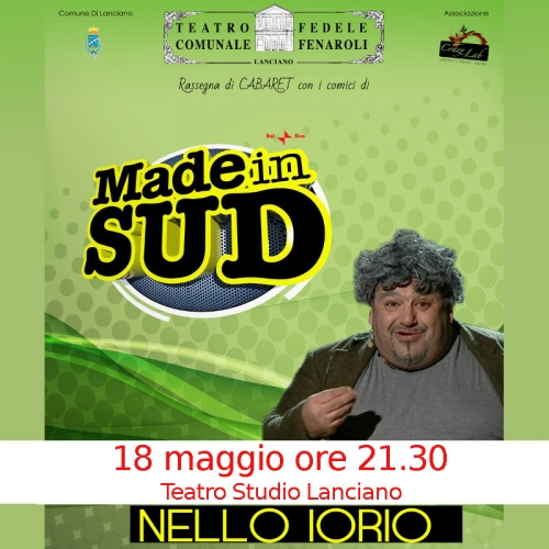 Made in Sud - Nello Iorio
