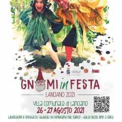Gnomi in festa - Lanciano 26/27 agosto 2021
