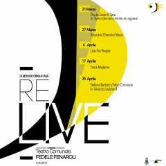Rassegna RELIVE - La musica torna a casa
