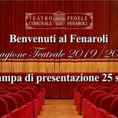 Presentazione Stagione Teatrale 2019-2020