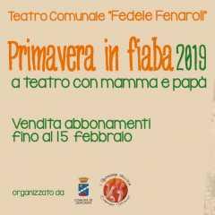 PRIMAVERA IN FIABA 2019